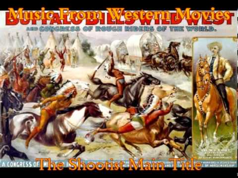 Western Music - The Shootist Main Title.wmv