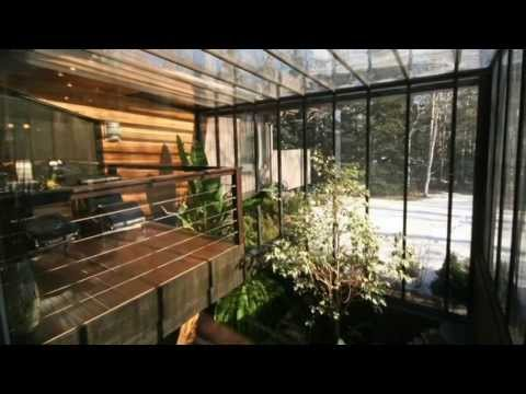 Stunning Home On 2 Acres With 2 Storey Solarium Near Calgary