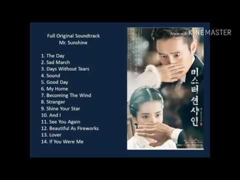 Download [FULL OST] MR.Sunshine | 미스터 션샤인 FULL OST