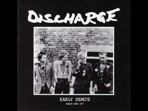 Discharge - Early Demos 1977