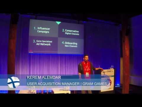 PG Connects London 2017 speaker spotlight: Gram Games' Erin
