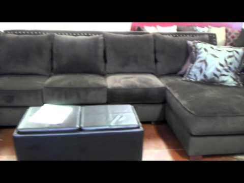 Janet V Dub Sectional Robert Michaels Furniture