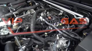 ГБО на Lexus GX460-ГБО 4 поколения. Газ на Lexus GX460 (ГБО ХАрьков)