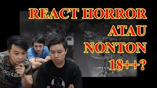[REACTION VIDEO] VIDEO MISTERIUS BERUJUNG 18+?