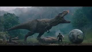 I just made this out of hype for Jurassic World The Fallen Kingdom ...