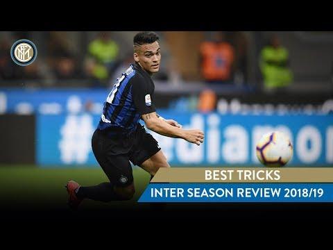 BEST TRICKS | INTER SEASON REVIEW 2018/19 😲⚫🔵