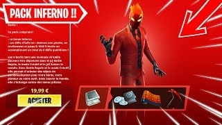 [🔴LIVE FORTNITE] THE INFERNO PACK IS DISPO FOR ALL! It's beautiful! ERUPTION TODAY?