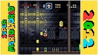 Ghastly Dungeon | Super Mario World Hack