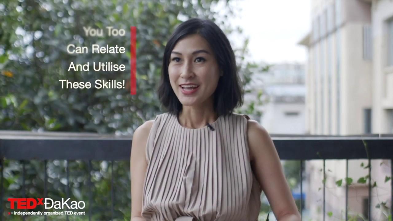Kathy Uyen (Ms.) | Speaker Interview | TEDxĐaKao: Delayed Gratification