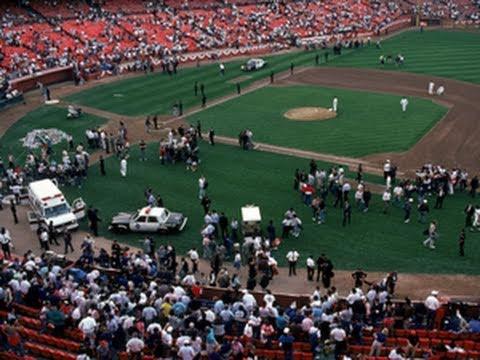 1989 world series game 3 athletics giants