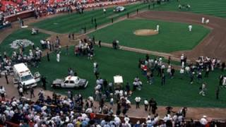 1989 World Series, Game 3: Athletics @ Giants
