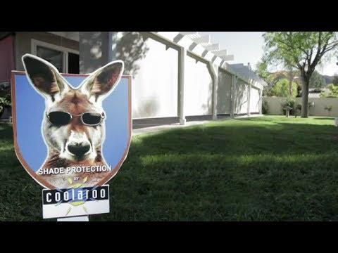 Coolaroo Outdoor Shades- Benefits
