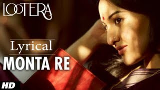 MONTA RE LOOTERA LYRICAL VIDEO | RANVEER SINGH, SONAKSHI SINHA Mp3
