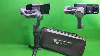 Feiyu Vimble 2 - Gimbal Stabilizer for iPhone Smartphone, Gopro, Action Camera