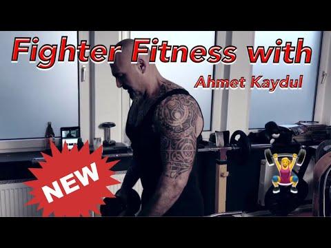 fitness training & Fitness Motivation mit Ahmet Kaydul Fight Mentality (prod. by V.I.P.N)