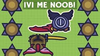 """Moomoo.io - """"1v1 Me Noob!"""""""
