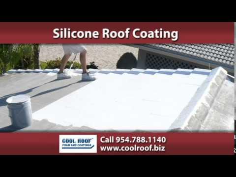 Spray Foam Roofing Fort Lauderdale, FL   Cool Foam & Coatings