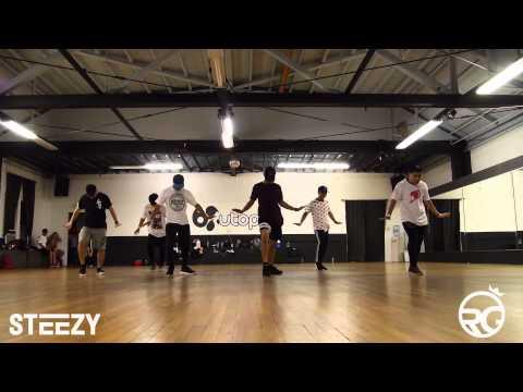 Chris Banaga Adv A Choreography (Groups) | ORG Camp Summer 2014 | Ginuwine - Pony