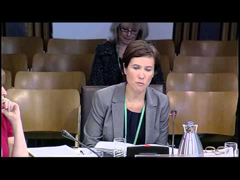 Public Audit Committee - Scottish Parliament: 2nd October 2013