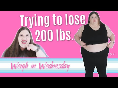 Starting My Weight loss Journey   losing 200lbs