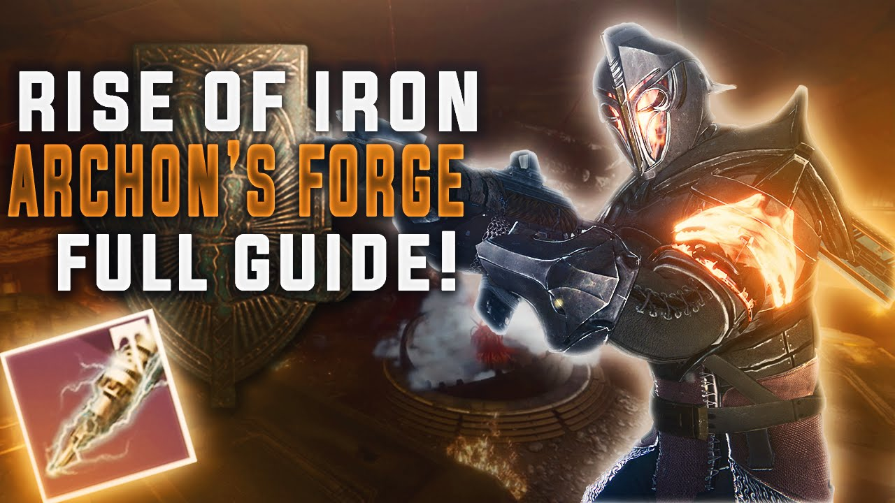 where is archons forge