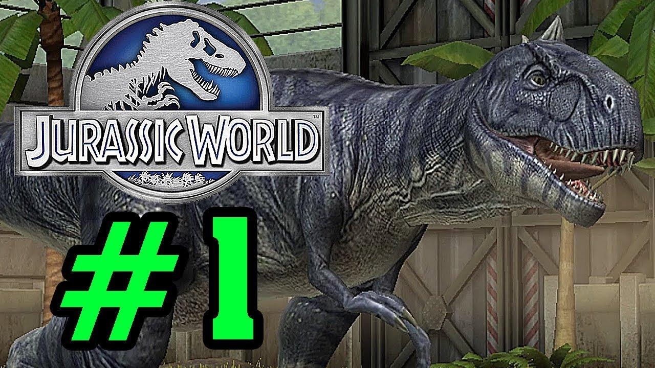 Jurassic World – Khủng Long Đại Chiến – Bắt Đầu Xây Dựng Công Viên Thời Tiền Sử Tập 1