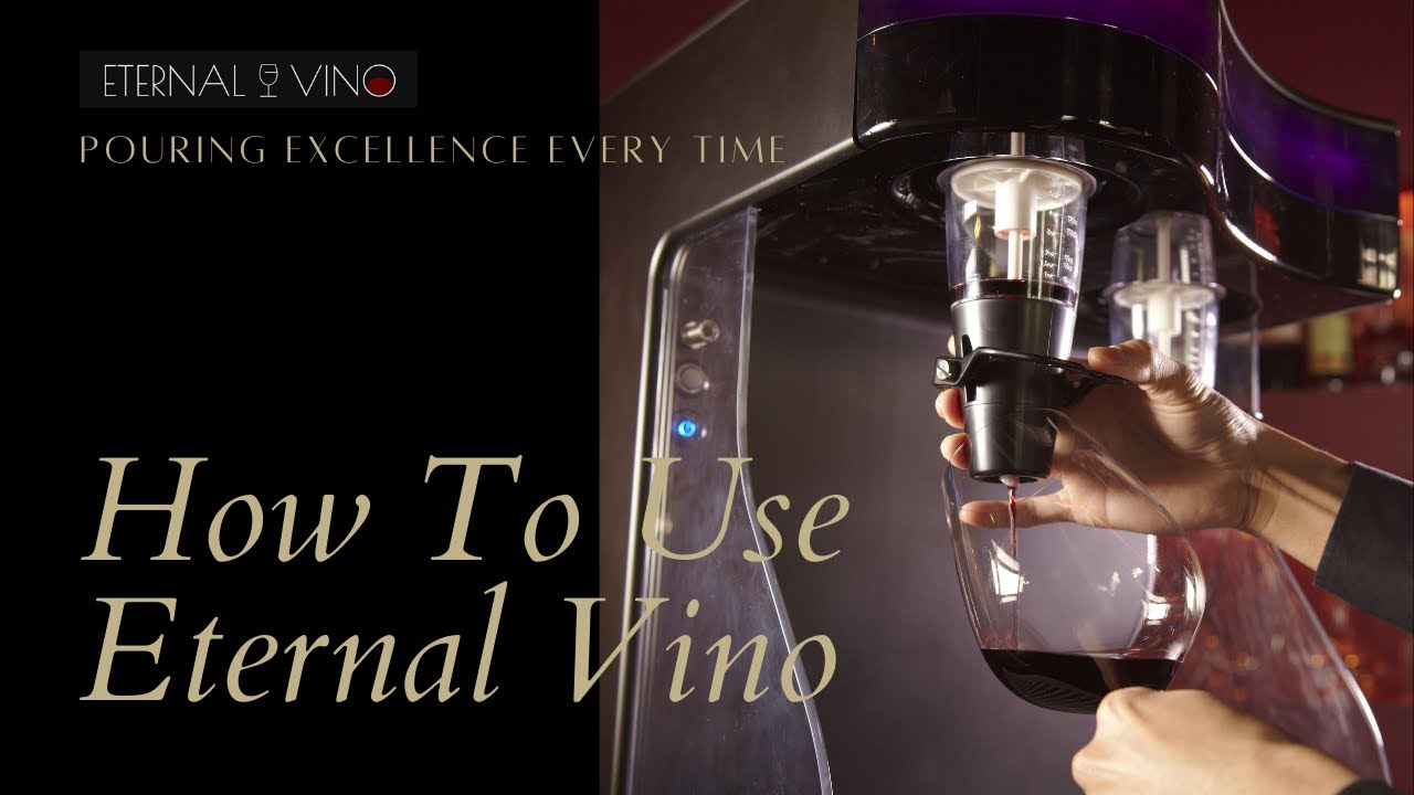 Eternal Vino is on YouTube!