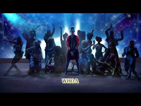 The Greatest Showman Cast - The Greatest Showman (Instrumental) [Lyric Video]