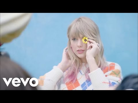 Taylor Swift ft. Shawn Mendes - Lover (Music Video)