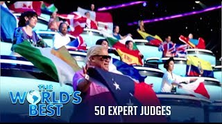 Meet The World's Best 50 Global Experts Judging The Talent | World's Best 2019