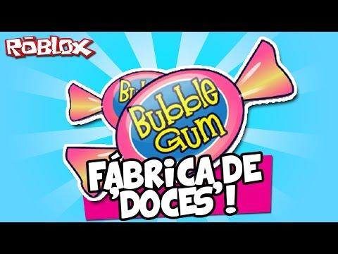 "A MELHOR FÁBRICA DE ""DOCES"" DO MUNDO! – Roblox (Candy Tycoon 2 Players)"