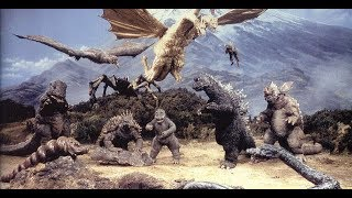 Top 10 Godzilla Monsters - The Obsessed Movie Man