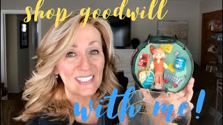 shop Goodwill With Me  Thrifting Hardgoods for Ebay Resale