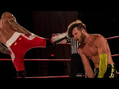 Icarus vs. Angelico (Pro Wrestling World Cup Rest Of World - 1st Round)