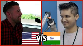 Indian v/s USA || who is the best || Knox artiste v/s Michael constantino