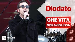 Diodato Dal Vivo A Radio2 Social Club Sanremo 2020 - Che Vita Meravigliosa