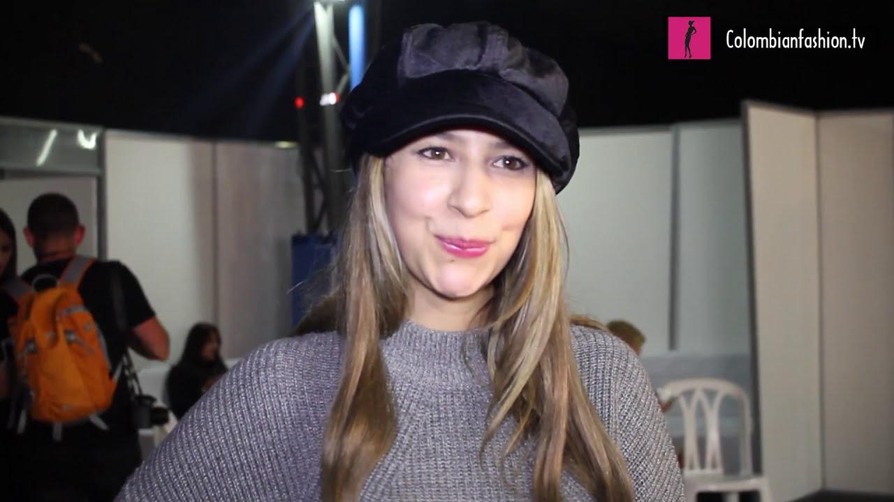 Entrevista con la youtuber Nancy Loaiza en BCapital 2017