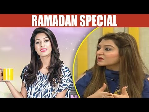 Mehekti Morning With Sundas Khan - 16 May 2018 - ATV