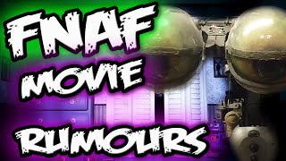 FNAF MOVIE Rumours & Speculation || Hopes & Wishes || Five Nights at Freddy's Movie Rumours