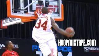 Derrick Favors Official Hoopmixtape; 6\'9 Sick Athlete