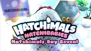 Unbox Daily: ALL NEW Hatchimals HatchiBabies Reveal! We Hatch our HatchiBaby!