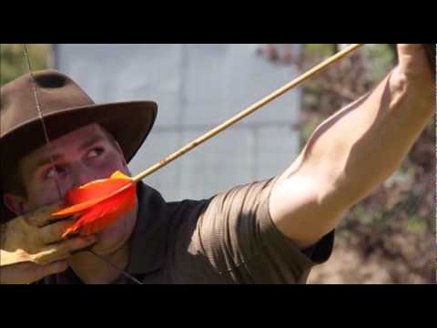 In Flight Archery's Introduction to Aerial Archery - DVD Trailer