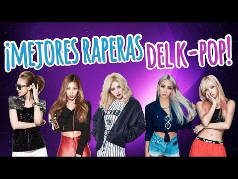 MEJORES RAPERAS DEL K-POP | Top10 Kpop