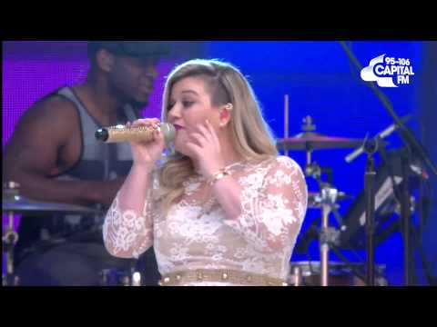 Kelly Clarkson -'Heartbeat Song' (Summertime Ball 2015)
