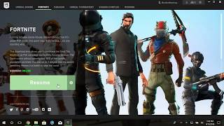 How to download Fortnite 10x faster(10MBPS)