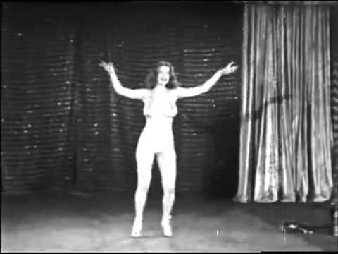 Tempest Storm en los años '50.flv