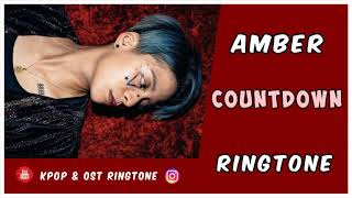 AMBER - COUNTDOWN (RINGTONE) | DOWNLOAD