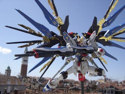 RG 1/144 Strike Freedom Gundam ( RG 1/144 ストライクフリーダム)