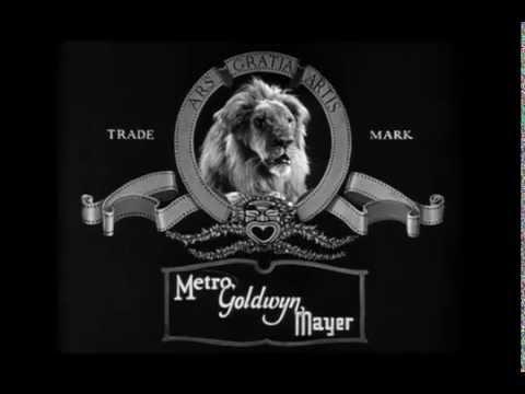 Metro-Goldwyn-Mayer - Jackie the Lion