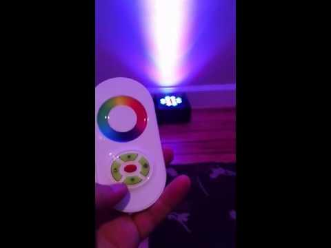 Wireless Battery Ed Led Uplights